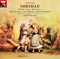 Gounod / Mireille, 3 LP Box