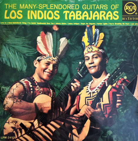 Los Indios Tabajaras / The Many Splendored Guitars, LP