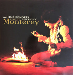 Jimi Hendrix Experience, The / Live At Monterey, LP