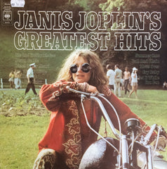 Janis Joplin / Greatest Hits, LP