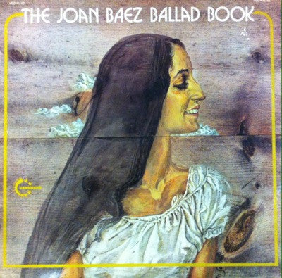 Joan Baez / The Joan Baez Ballad Book, LP