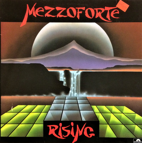 Mezzoforte / Rising, LP