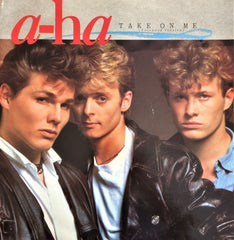 "A-ha / Take On Me, 12"" Single"