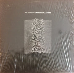 Joy Division / Unknown Pleasures, LP