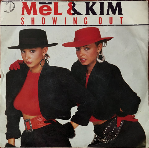 Mel & Kim, Showing Out / System , 45'lik