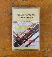 Beatles, The / Please Please Me, Kaset