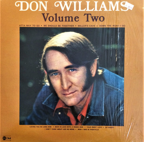 Don Williams / Volume 2, LP