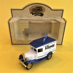 Lledo, Kleenex Promotional Van, Model Araba