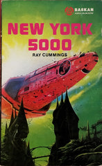 New York 5000, Ray Cummings, Kitap