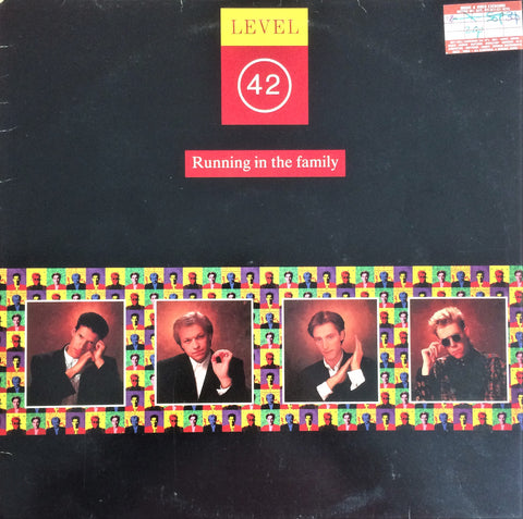 Level 42 / Running in the Family, LP