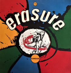 Erasure / Circus, LP