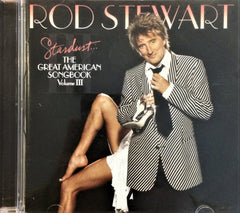 Rod Stewart / Stardust... The Great American Songbook Vol. III, CD