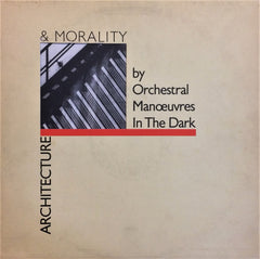 Orchestral Manoeuvres in the Dark / Architecture & Morality, LP