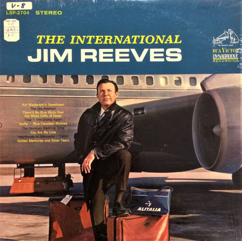 Jim Reeves / The International, LP