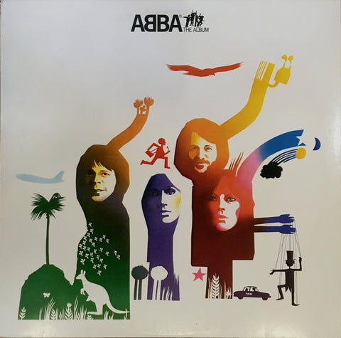 Abba / Abba The Album, LP