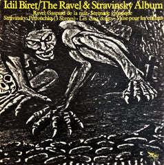 İdil Biret / The Ravel & Stravinsky Album, LP