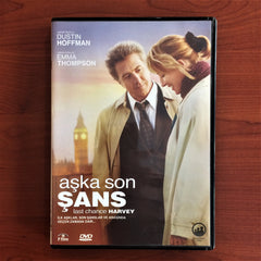 Aşka Son Şans (Last Chance Harvey), DVD