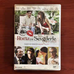 Roma'ya Sevgilerle (To Rome With Love), DVD