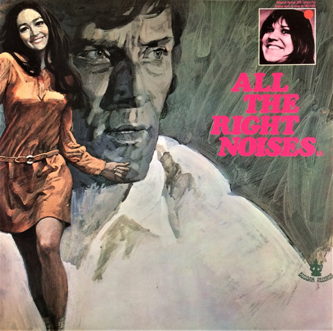 Melanie / All The Right Noises - Original Film Soundtrack, LP