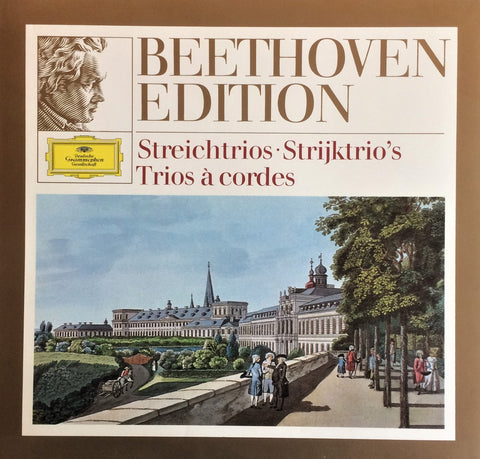 Beethoven / String Trios, 3 LP Box