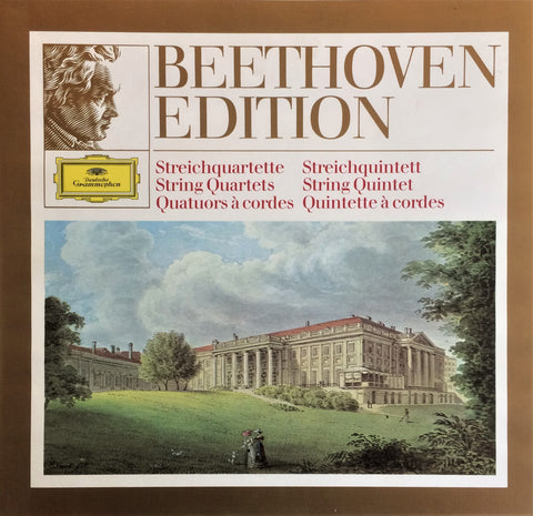 Beethoven / String Quartets, 11 LP Box