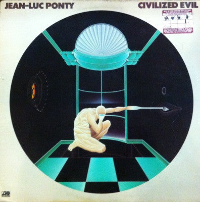 Jean-Luc Ponty / Civilized Evil, LP