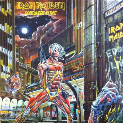 Iron Maiden / Somewhere in Time, LP