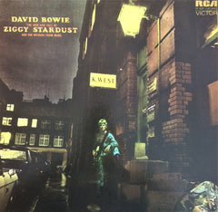 David Bowie / The Rise and Fall of Ziggy Stardust and the Spiders From Mars, LP