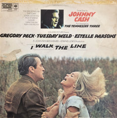 Johnny Cash / I Walk The Line - The Original Sound Track Recording, LP