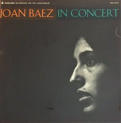 Joan Baez / Joan Baez in Concert, LP