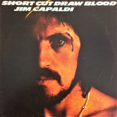 Jim Capaldi / Short Cut Draw Blood, LP