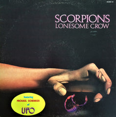 Scorpions / Lonesome Crow, LP