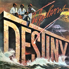 Jacksons, The / Destiny, LP