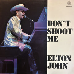 Elton John / Don't Shoot Me, LP
