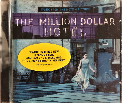 Million Dolar Hotel, The / Music From the Motion Picture, CD