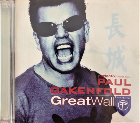 Paul Oakenfold / Great Wall, CD