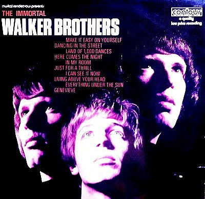 Walker Brothers, The / The Immortal Walker Brothers, LP