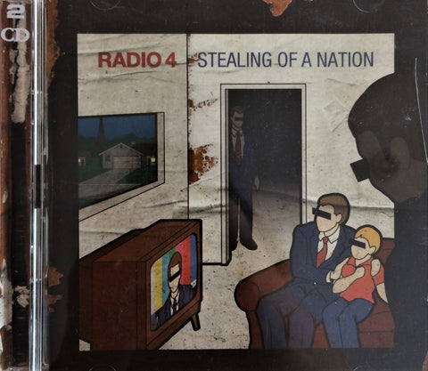 Radio 4 / Stealing of a Nation, CD
