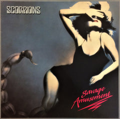 Scorpions / Savage Amusement, LP