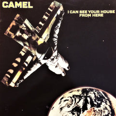 Camel / I Can See Your House From Here, LP
