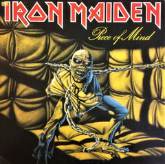 Iron Maiden ‎/ Piece Of Mind, LP