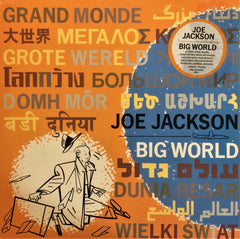 Joe Jackson / Big World, LP