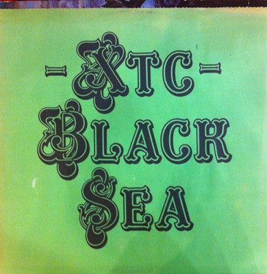 XTC / Black Sea, LP