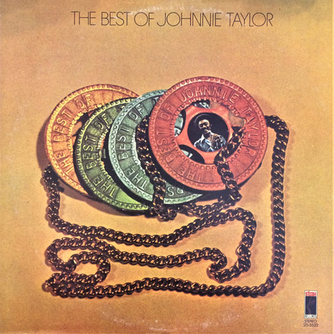 Johnnie Taylor / The Best of Johnnie Taylor, LP