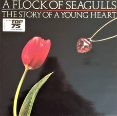 A Flock of Seagulls / The Story of a Young Heart, LP