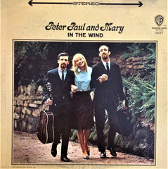 Peter Paul and Mary / In the Wind, LP