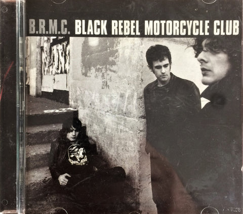 B.R.M.C., / Black Rebel Motorcycle Club, CD