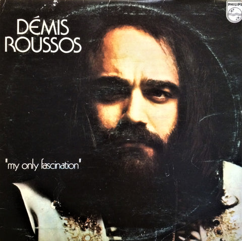 Démis Roussos / My Only Fascination, LP