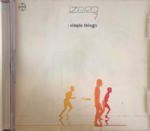 Zero 7 / Simple Things, CD