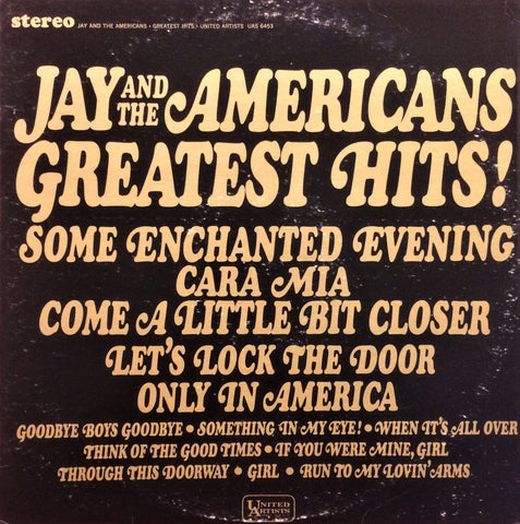 Jay and the Americans / Greatest Hits!, LP